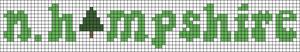 Alpha pattern #54087