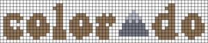 Alpha pattern #54105