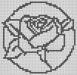 Alpha pattern #54107