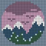 Alpha pattern #54114