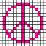 Alpha pattern #54120
