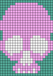 Alpha pattern #54127