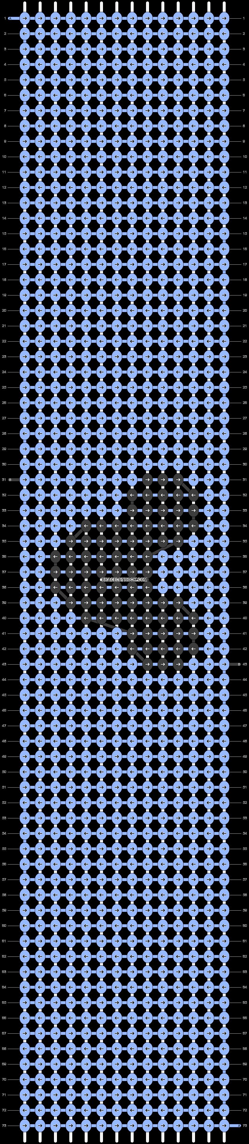 Alpha pattern #54139 pattern