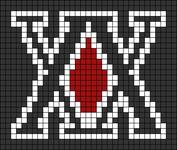 Alpha pattern #54145