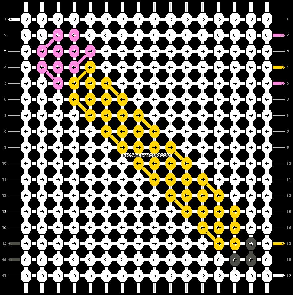 Alpha pattern #54152 pattern