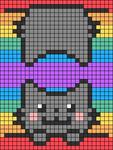 Alpha pattern #54154