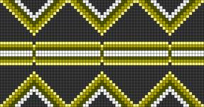 Alpha pattern #54165