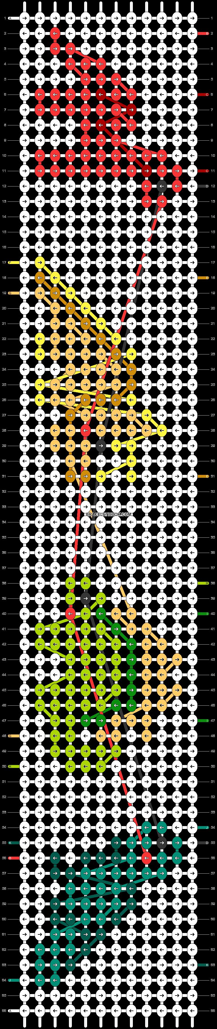 Alpha pattern #54167 pattern