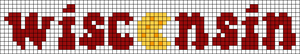 Alpha pattern #54168