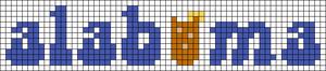Alpha pattern #54170