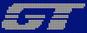 Alpha pattern #54172