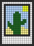 Alpha pattern #54173