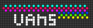 Alpha pattern #54178
