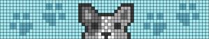 Alpha pattern #54187