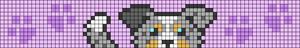 Alpha pattern #54188