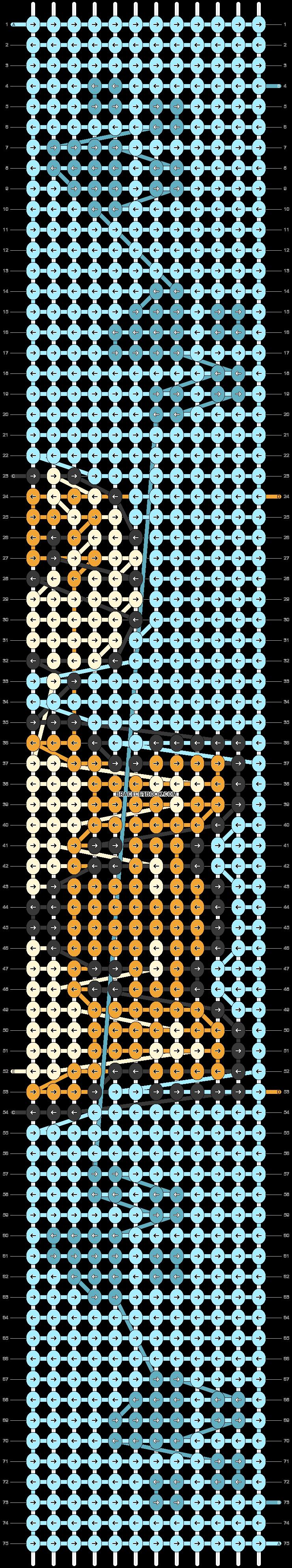 Alpha pattern #54190 pattern