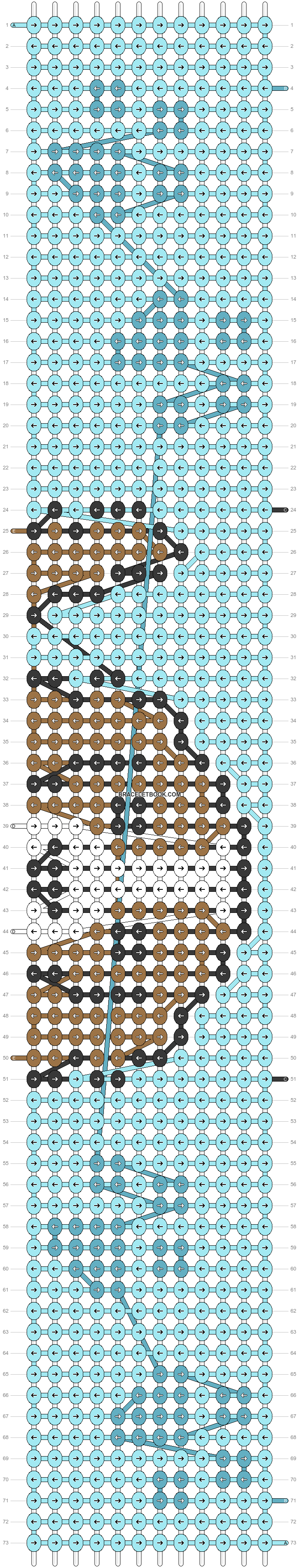 Alpha pattern #54191 pattern