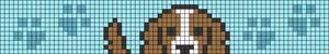 Alpha pattern #54191