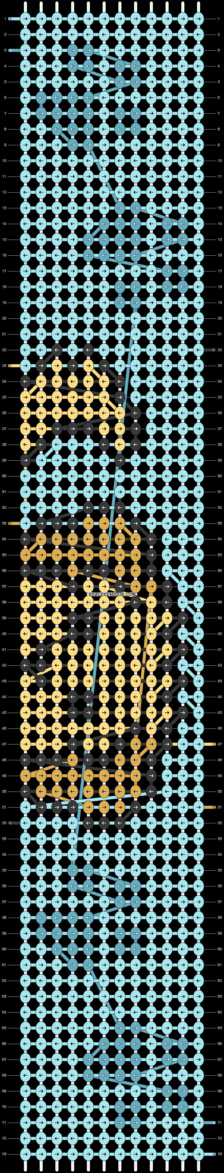 Alpha pattern #54192 pattern