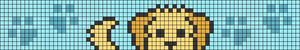 Alpha pattern #54192