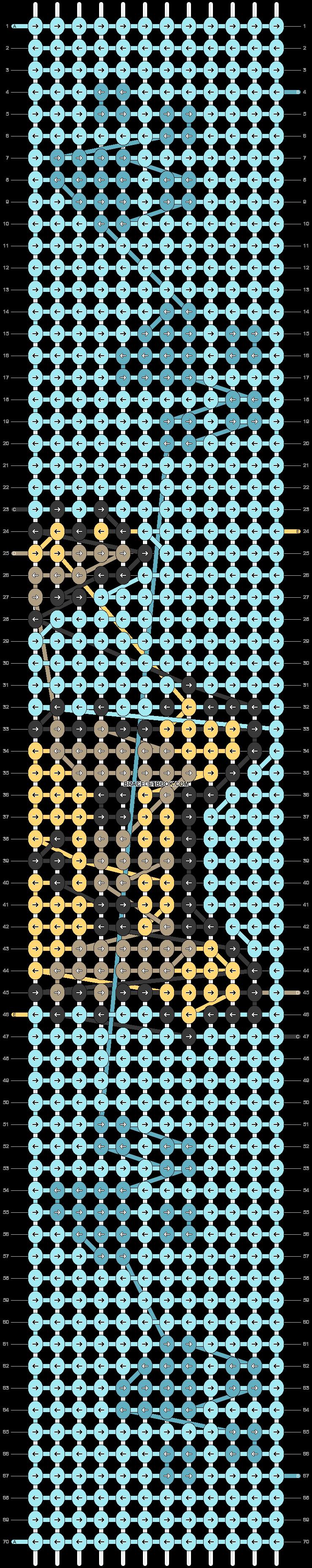 Alpha pattern #54195 pattern