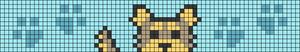 Alpha pattern #54195