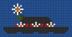 Alpha pattern #54202