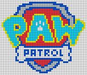 Alpha pattern #54207