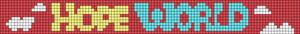 Alpha pattern #54208