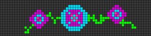 Alpha pattern #54209