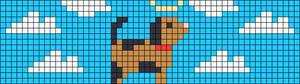 Alpha pattern #54211