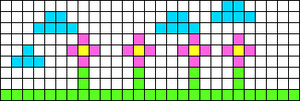 Alpha pattern #54212