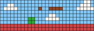 Alpha pattern #54217