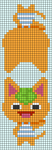 Alpha pattern #54218