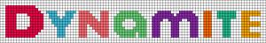 Alpha pattern #54219