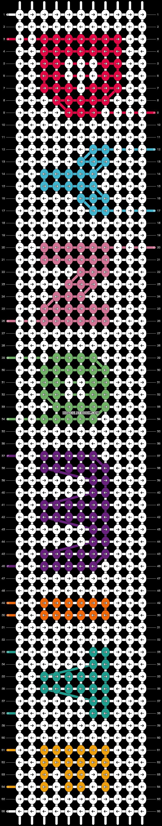 Alpha pattern #54220 pattern