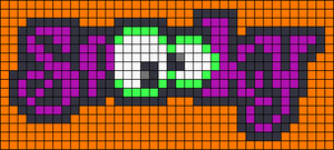 Alpha pattern #54222
