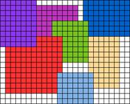 Alpha pattern #54225