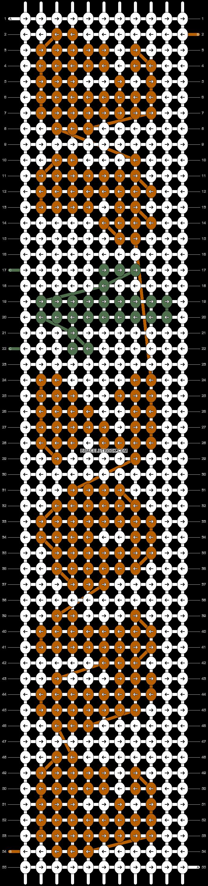 Alpha pattern #54226 pattern