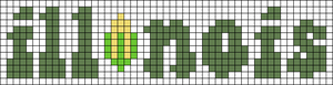 Alpha pattern #54227