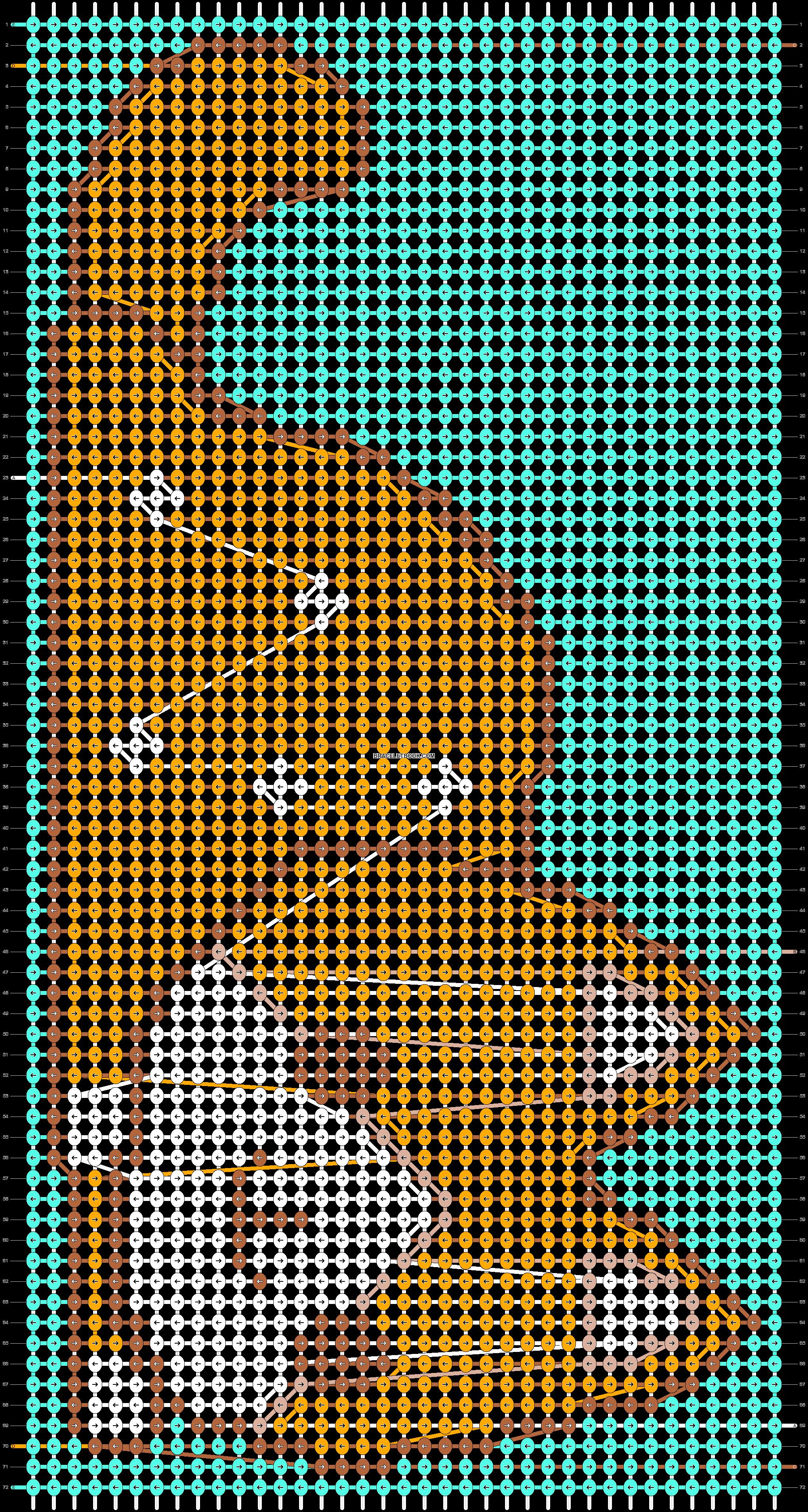Alpha pattern #54236 pattern