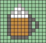 Alpha pattern #54246