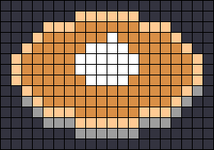 Alpha pattern #54263