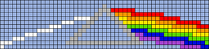 Alpha pattern #54267