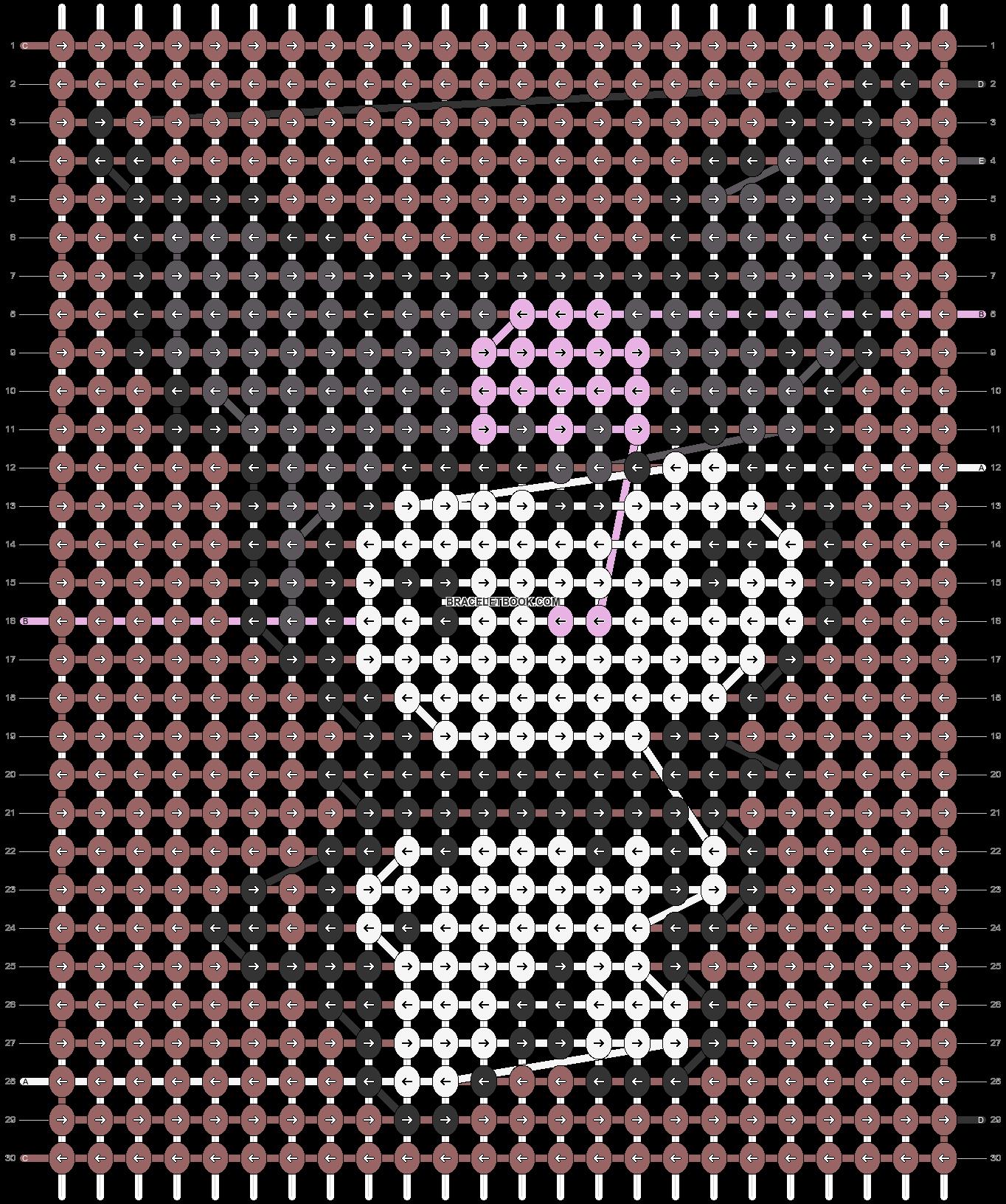 Alpha pattern #54274 pattern