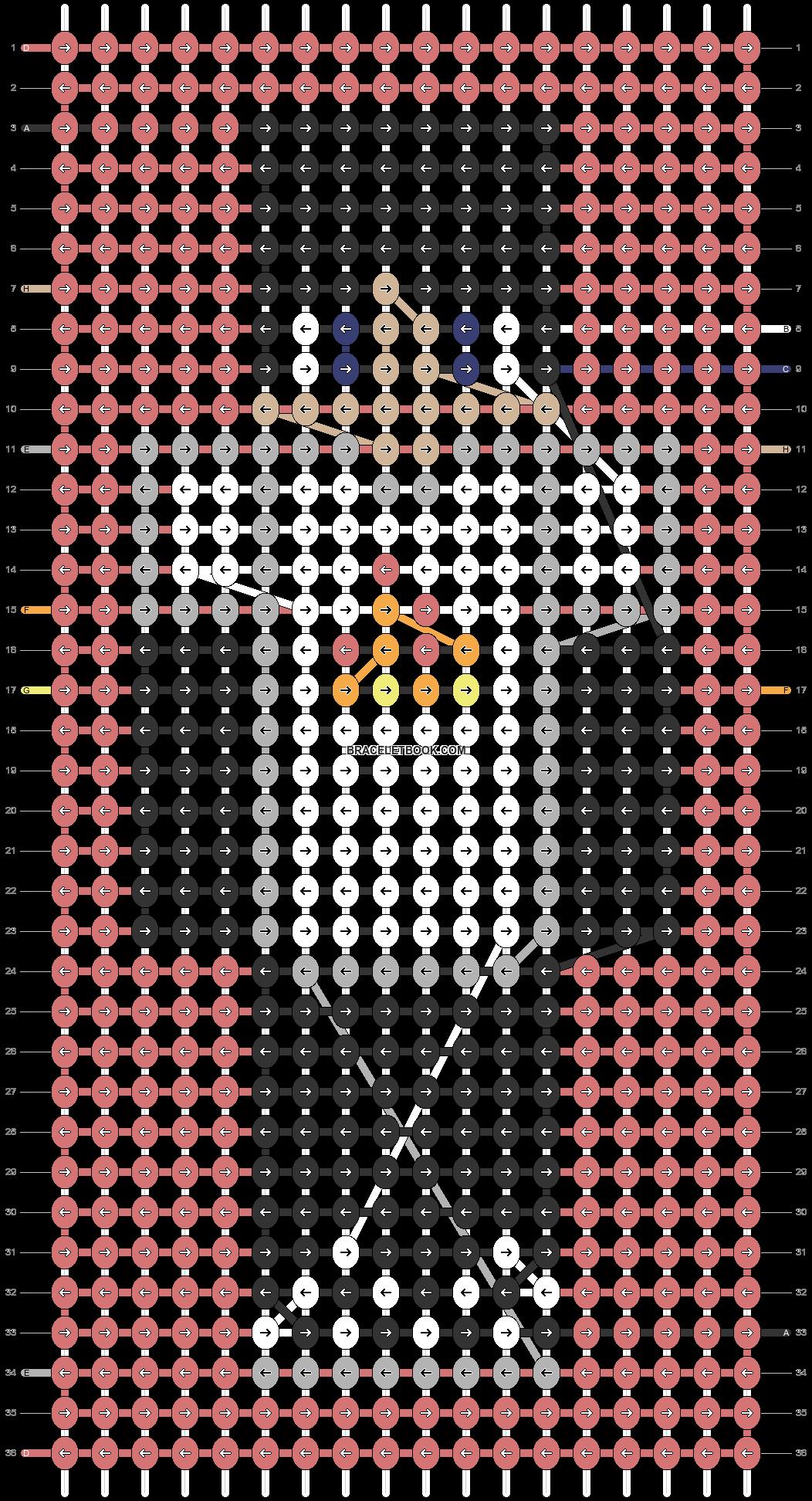 Alpha pattern #54275 pattern