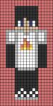 Alpha pattern #54275