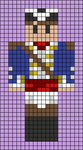 Alpha pattern #54276