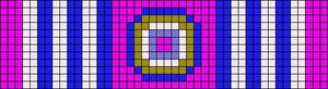 Alpha pattern #54280