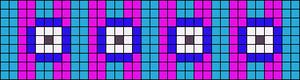 Alpha pattern #54281